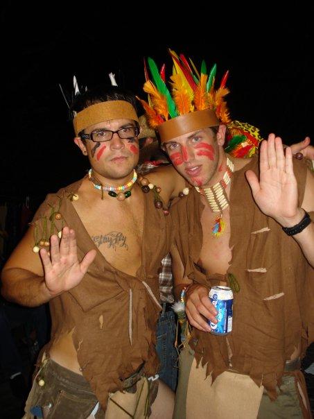 Программа Индейской Вечеринки в стиле Дикого запада.
