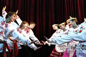 Программа вечеринки в украинском