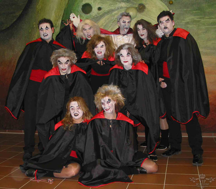 Сценарий с вампирами