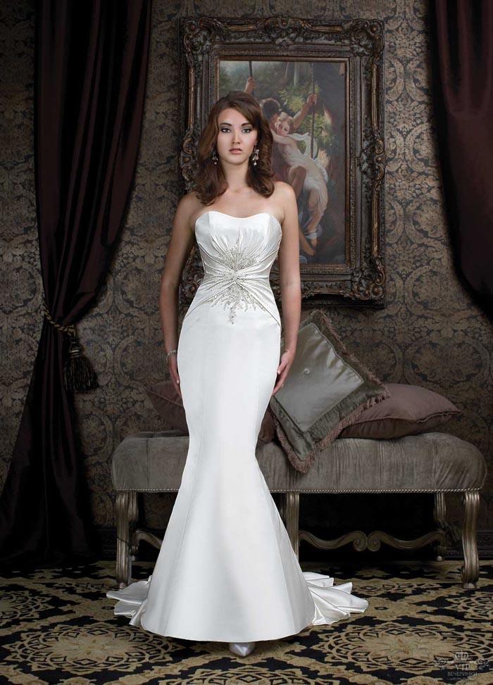 Свадебный платья и наряды в стиле 30 х